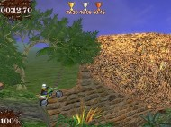 Super Motocross screenshot